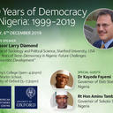 20 years of democracy  web banner squarer