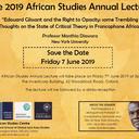 asc annual lecture