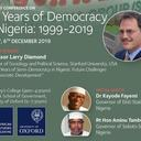 conference on 20 years of democracy in nigeria  web banner squarer v2