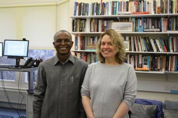 governor el rufai and prof rachel murphy school of interdisciplinary area studies oxford