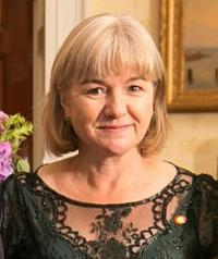 dr charlotte harland scott former first lady of namibia 1