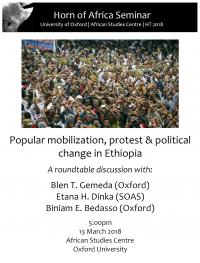 horn of africa  13 march